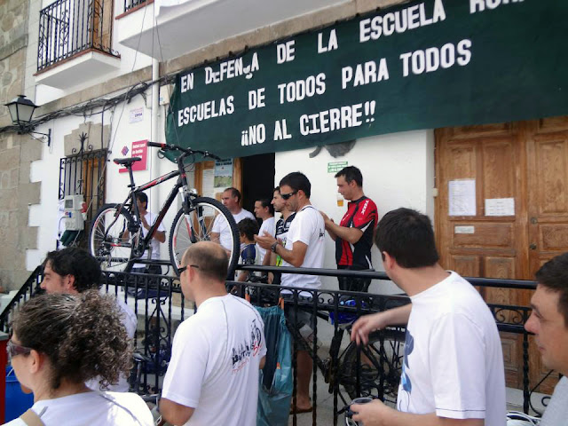 I Parrillas. Bike Marathon. Parrillas. Toledo.