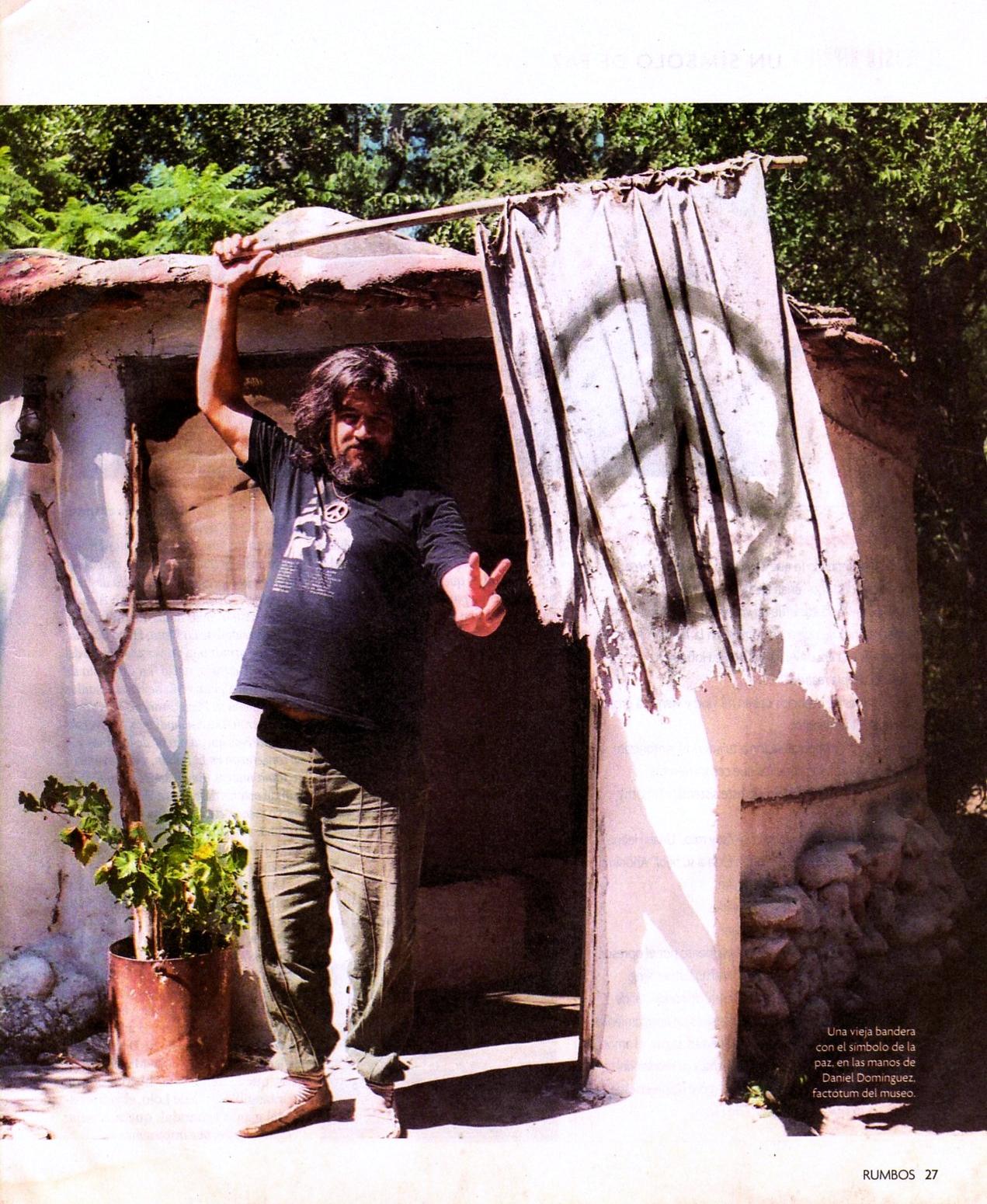 limonchiflado: El Museo Hippie en San Marcos Sierras