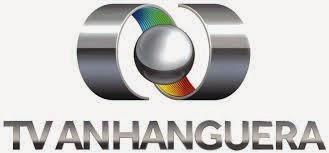 TV ANHAGUERA SINAL ABERTO NA BANDA C - 26-04-2015