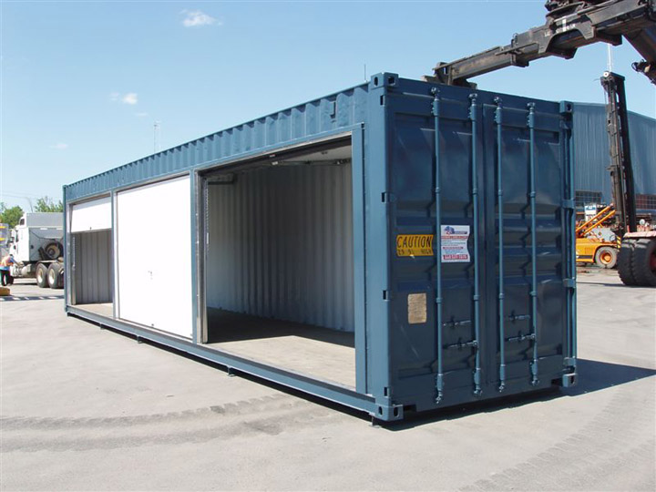 Amazing Portable Containers However Could Not Be Simpler The Moving  Container Company Will Deliver Your Container Right To Your Home And Leave  It Where You ...