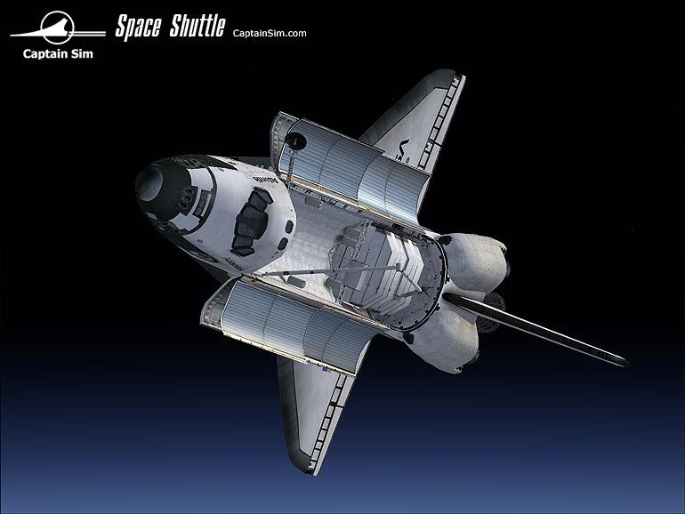 flight simulator 2004 space shuttle