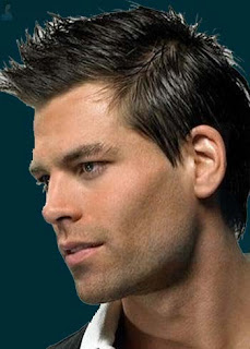 Mens Shag Haircut