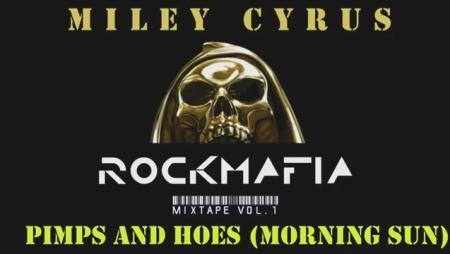 Miley Cyrus Teams with Rock Mafia for 'Morning Sun' » Gossip/Miley Cyrus