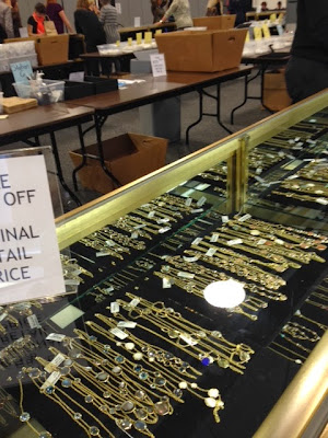 Inside the Ippolita Sample Sale