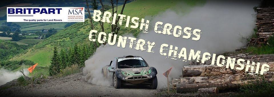 Britpart MSA BCCC & Freelander Challenge