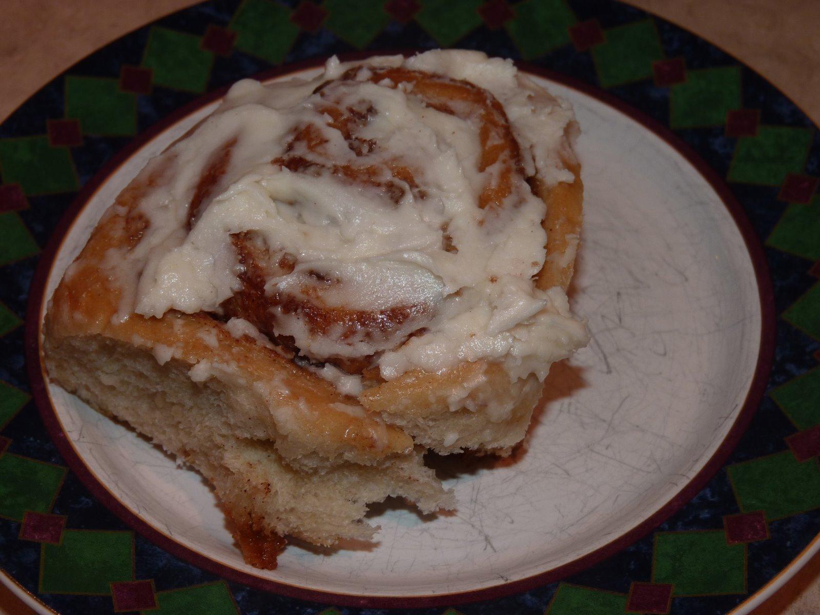 how to make amish cinnamon rolls