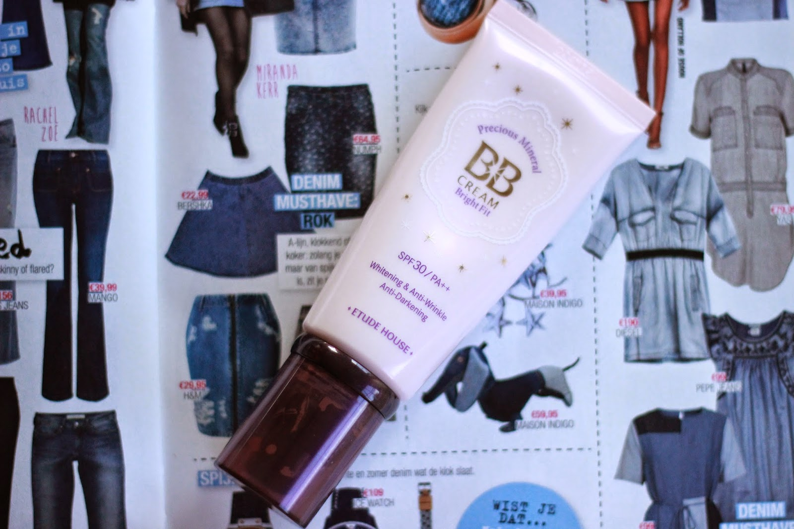 zomerse basis make-up, zomer foundation bb cream