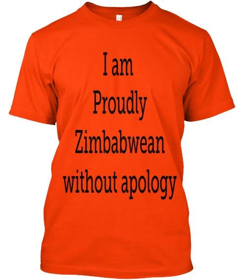 Zimbabwe Print-On-Demand T-Shirts from USA
