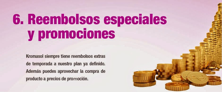 Productos Gratis en Kromasol