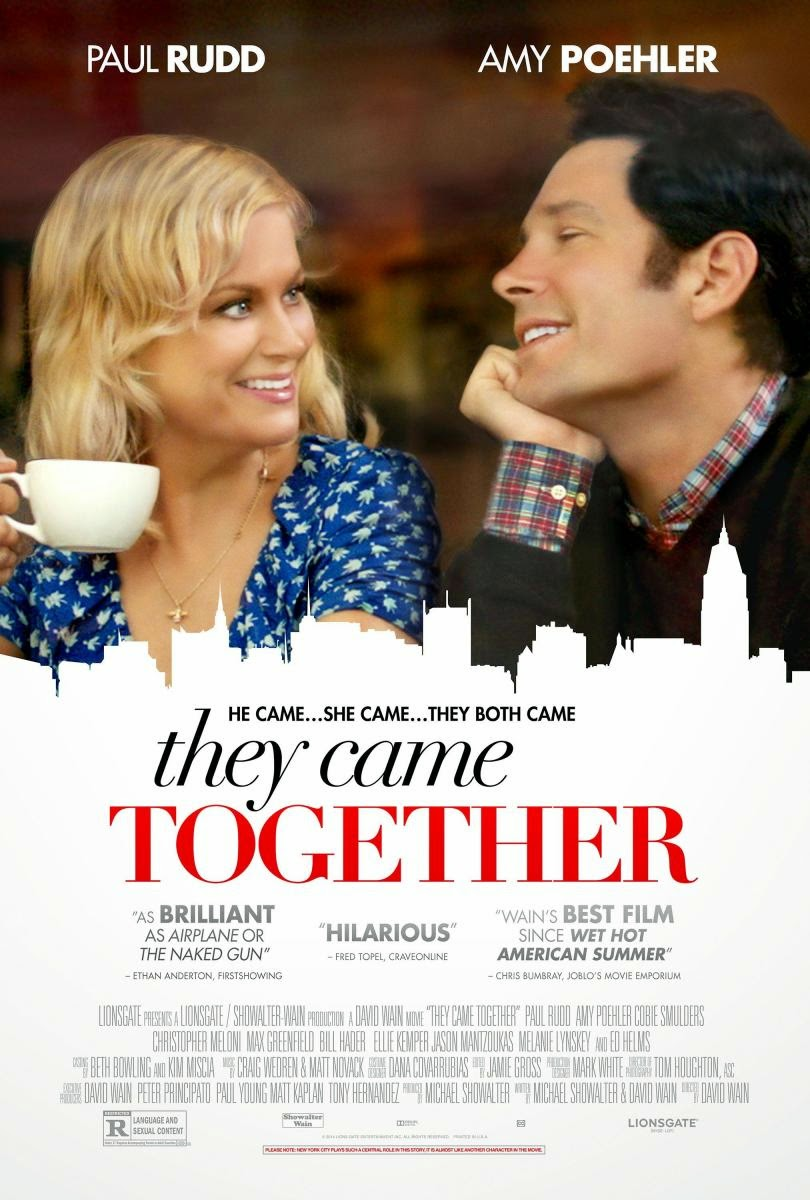 They Came Together (BRRip HD Ingles Subtitulada) (2014)