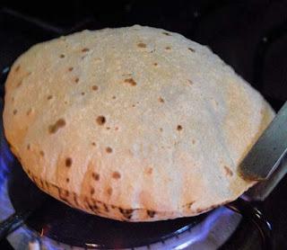 Astrological measures Chapati Roti Jyotis upay