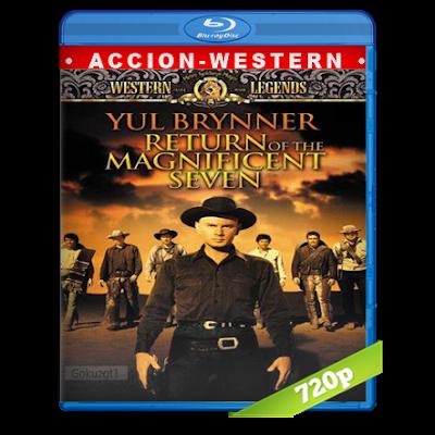 El Regreso De Los Siete Magnificos (1966) BRRip 720p Audio Trial Latino-Castellano-Ingles 5.1