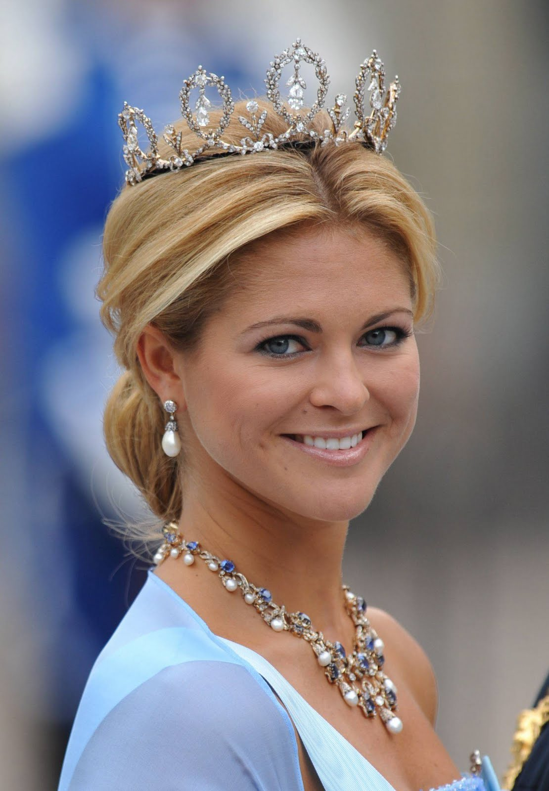 Princess Madeleine from Sweden