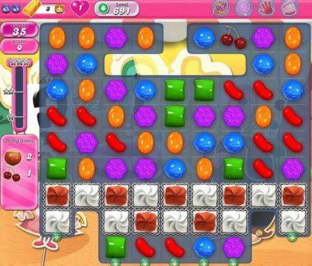 Candy Crush Saga 691