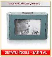 Nostaljik Albüm Çerçeve