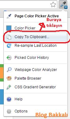 Blogger blog renklerini değiştirmenin en kolay yolu
