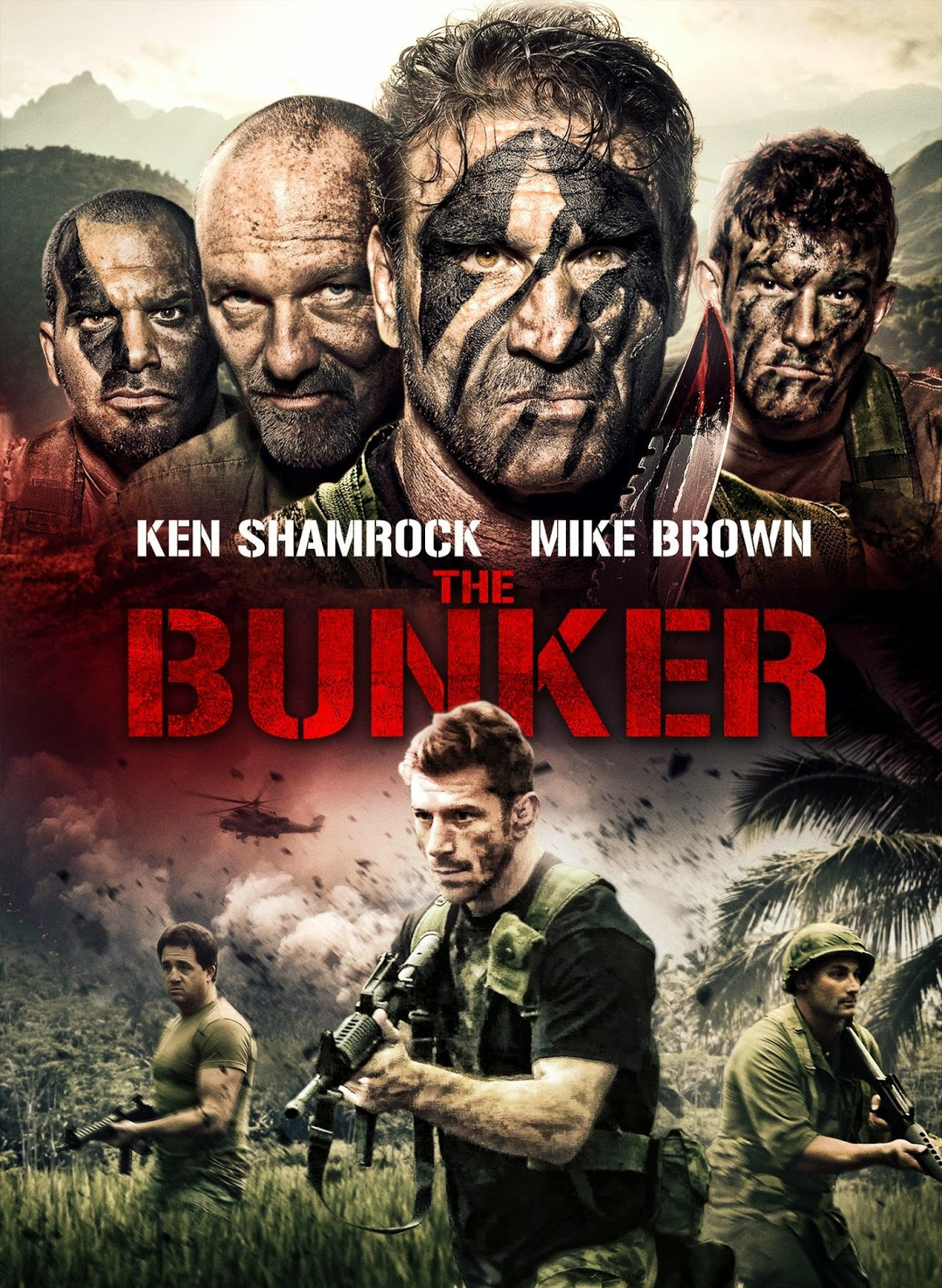 Download The Bunker (2014) DVDRip