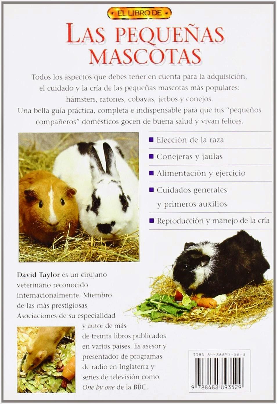 El libro de las pequeñas mascotas
