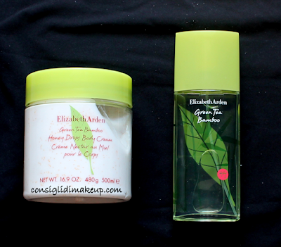 Review: Linea Green Tea Bamboo - Elizabeth Arden