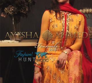 Ayesha Ahmed Formals 2015