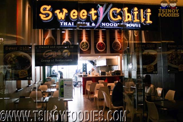 sweet chili thai fish and noodle house