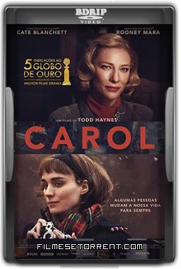 Carol Torrent - BDRip Dual Áudio (2015)