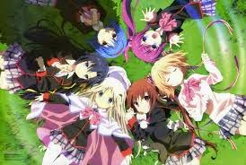 Phim Little Busters Refrain