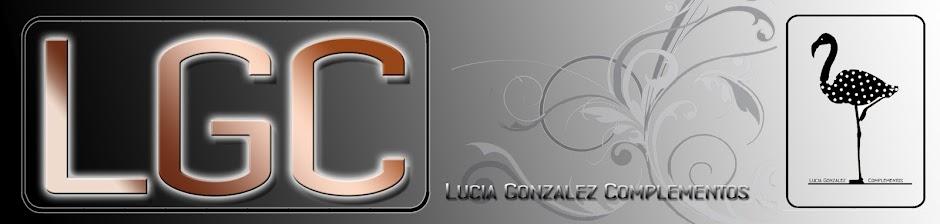 Lucía González Complementos