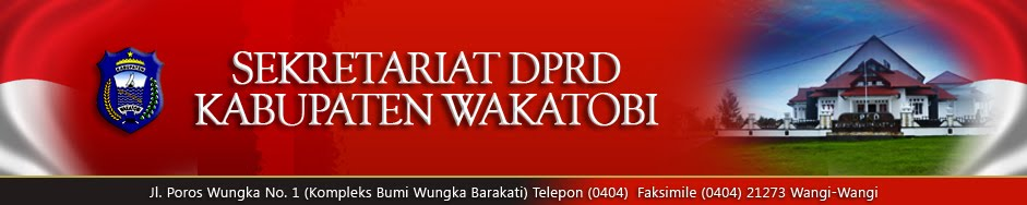 Sekretariat DPRD Kab. Wakatobi