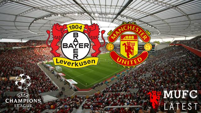 KEPUTUSAN PERLAWANAN UCL HARI INI, KEPUTUSA PENUH UEFA CHAMPIONS LEAGUE 28 NOVEMBER 2013, GOL MANCHESTER UNITED VS LEVERKUSEN,
