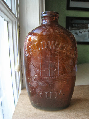 Embossed Glass Bottle At Auction Uk