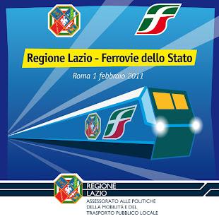Contratto di Servizio Regione Lazio Ferrovie dello Stato