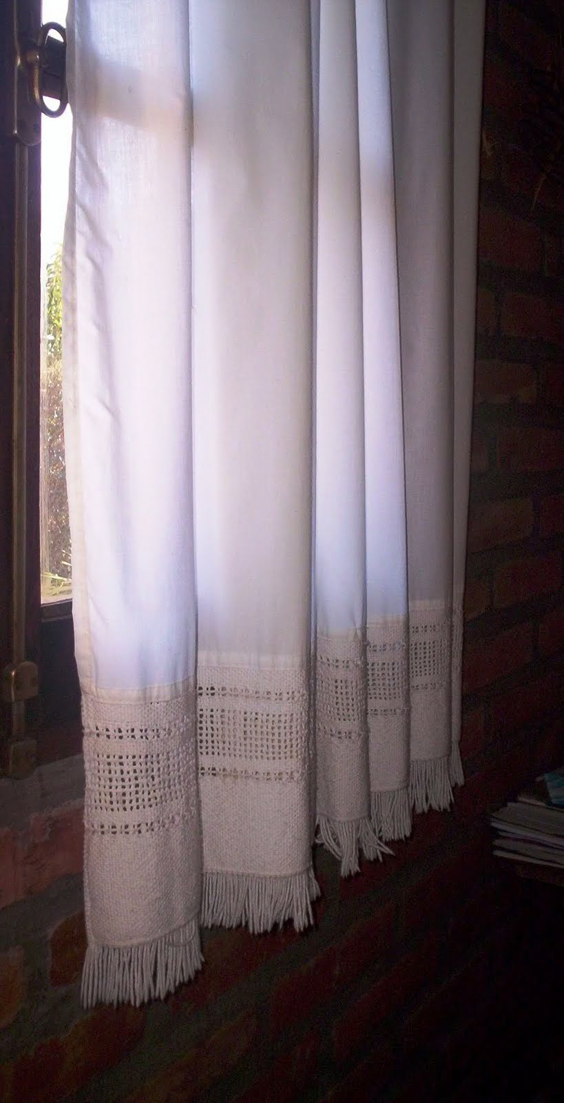 Cortinas y visillos for Cortinas de encaje