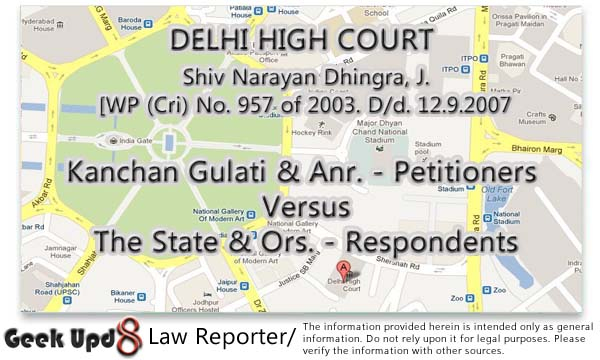 498a and 406 FIR Quashed - Against Relatives of NRI where Contested Divorce was granted in US (NRI) - Delhi High Court
