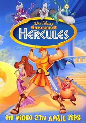 Héc-Quyn - Hercules - 1997