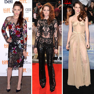 Kristen Stewart, Best Dressed Celebrity of 2012, Best Dressed Celebrities