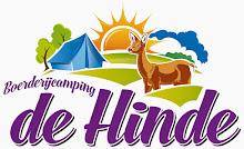 Welkom op onze camping. Klik op het logo, en van daaruit kan je online boeken of voor contact.