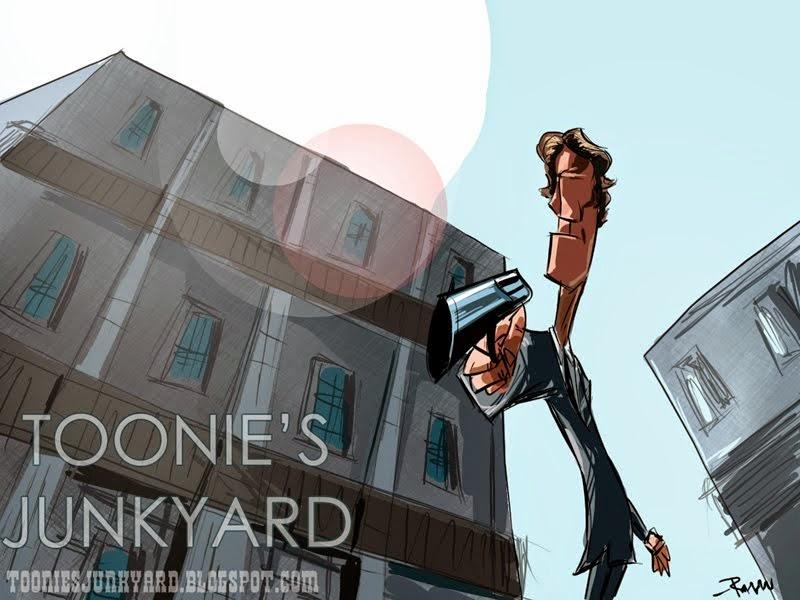 Toonie's Junkyard