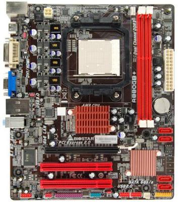 Biostar A880GB+