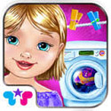 Baby Home Adventure - Mommy's Little Helper App iTunes App Icon Logo By Kids Fun Club by TabTale - FreeApps.ws