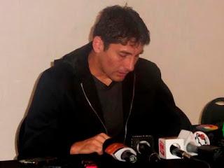 Oriente Petrolero - Ronald Raldes - Renuncia a la Selección de Bolivia - DaleOoo.com página del Club Oriente Petrolero