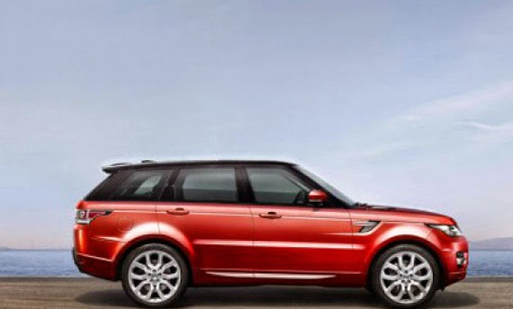 All-New Range Rover Sport images