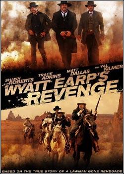 Baixar Filme A Vingança de Wyatt Earp – AVI Dual Áudio + RMVB Dublado