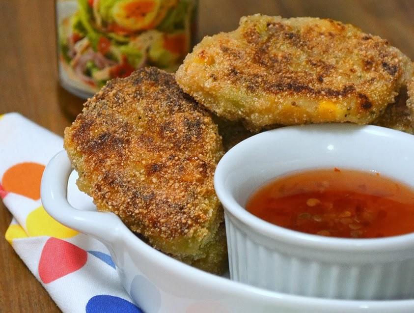 Nuggets de Legumes (vegana)