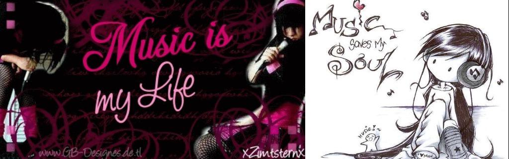 music is my life ;): sprüche.♥
