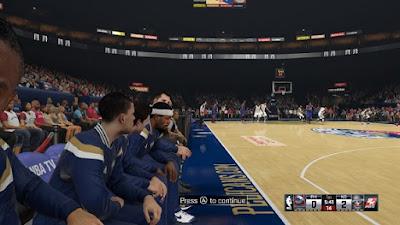 NBA 2K15-RELOADED TERBARU 2015 screenshot 2