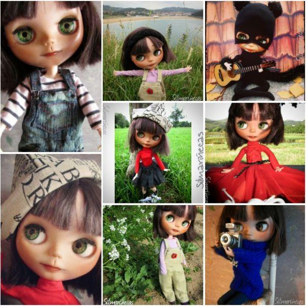 Caty basaak doll, en Instagram de junio