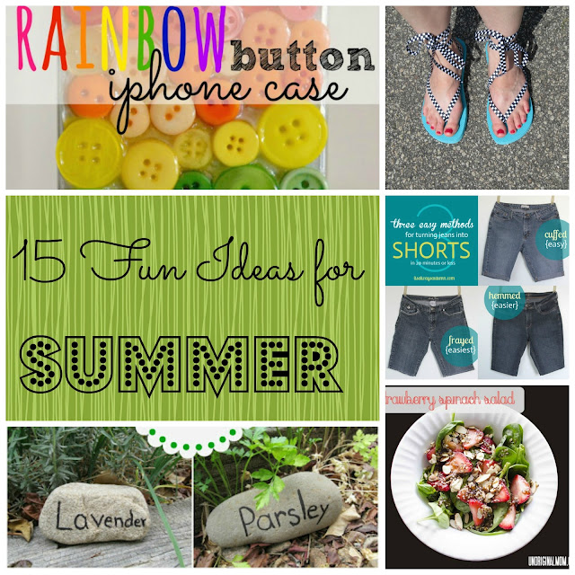 fun ideas for summer