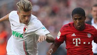 Bayern Munich vs Augsburg 2-1 Video Gol & Highlights