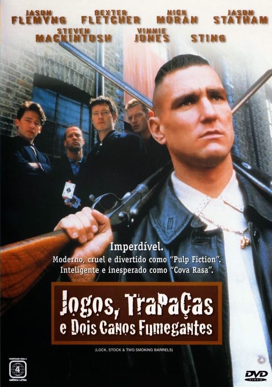 Jogos, Trapaças e Dois Canos Fumegantes – Dublado (1998)